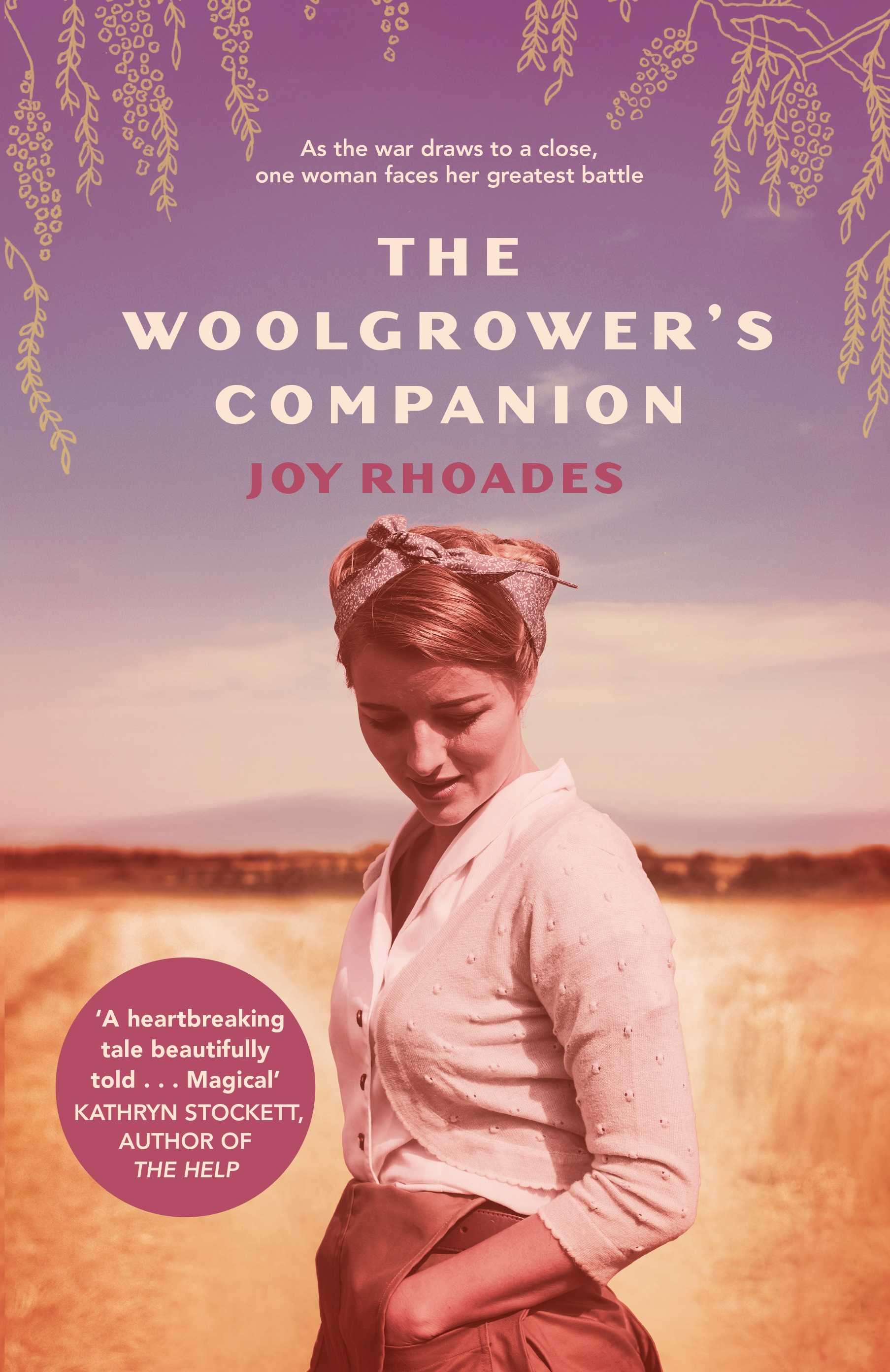 The Woolgrower's Companion by Joy Rhoades