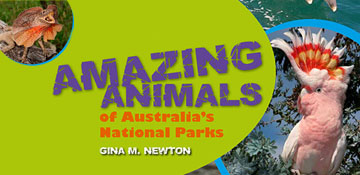 Amazing Animals of Australia's National Parks