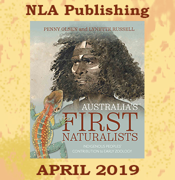 April 2019 NLA Publishing New Releases