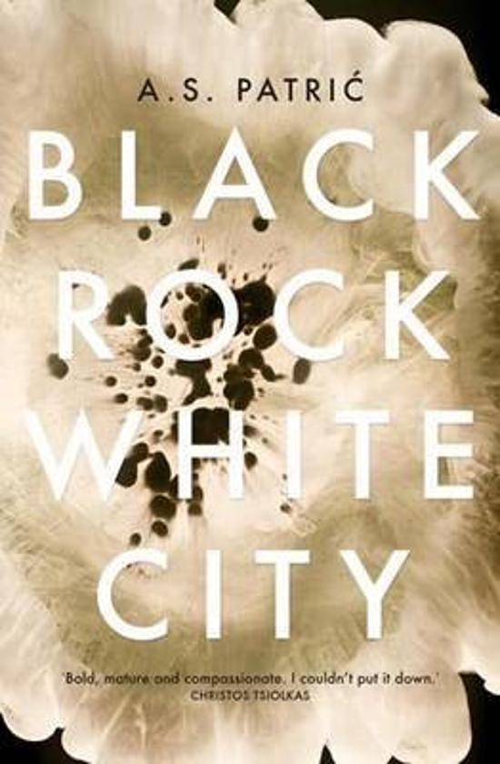 Black Rock White City by A.S Patric