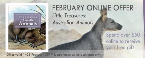 February Online Offer