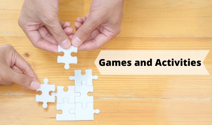 Games and Activities 2020