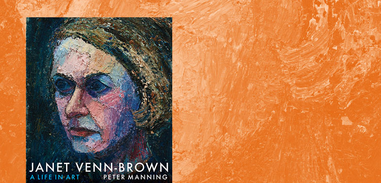 Lecture and Launch: Janet Venn-Brown