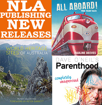 August 2019 NLA Publishing New Releases
