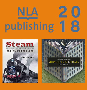 NLA Publishing 2018 New Releases