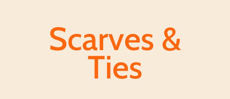 Tile 2, Scarves & Ties