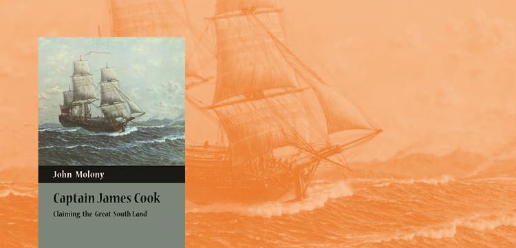 Book Launch: Captain James Cook