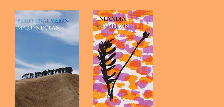 PERIPHERAL VISION / INLANDIA : BOOK LAUNCH
