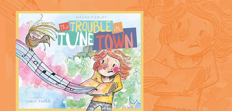 The Trouble in Tune Town: BOOK LAUNCH