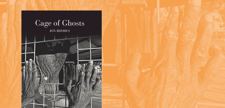 Cage of Ghosts: BOOK LAUNCH
