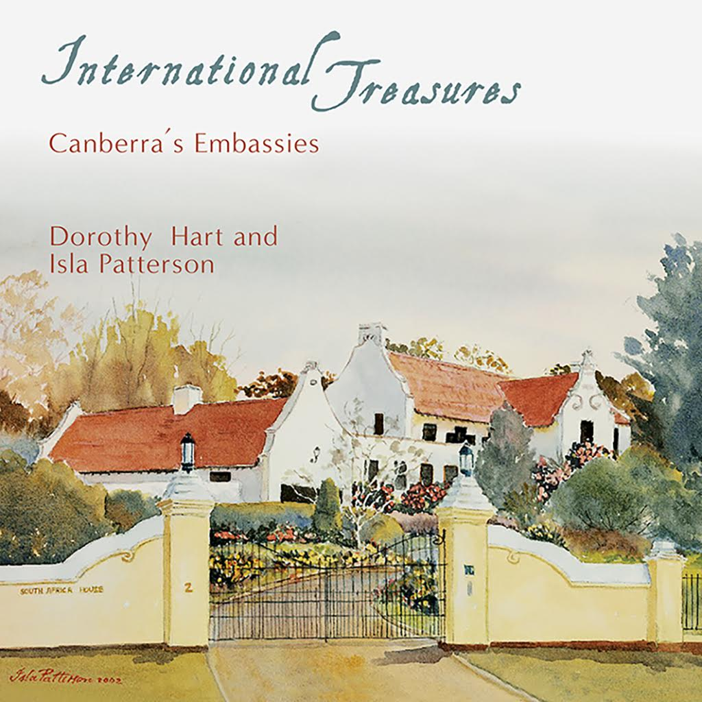 International Treasures: Canberra's Embassies - Book Launch
