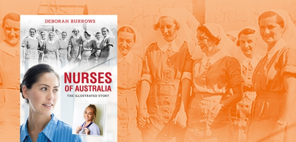 Nurses of Australia: LECTURE & LAUNCH