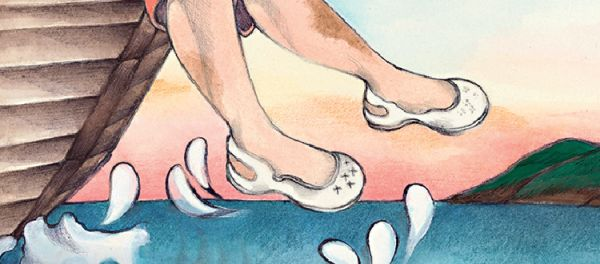 Grandma's Treasured Shoes: BOOK LAUNCH