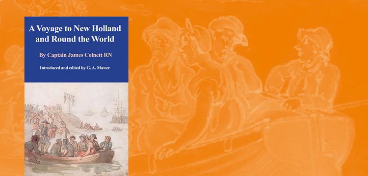 Book Launch: Captain James Colnett
