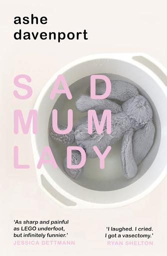 Sad Mum Lady by Ashe Davenport