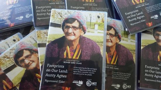Footprints on Our Land: Aunty Agnes