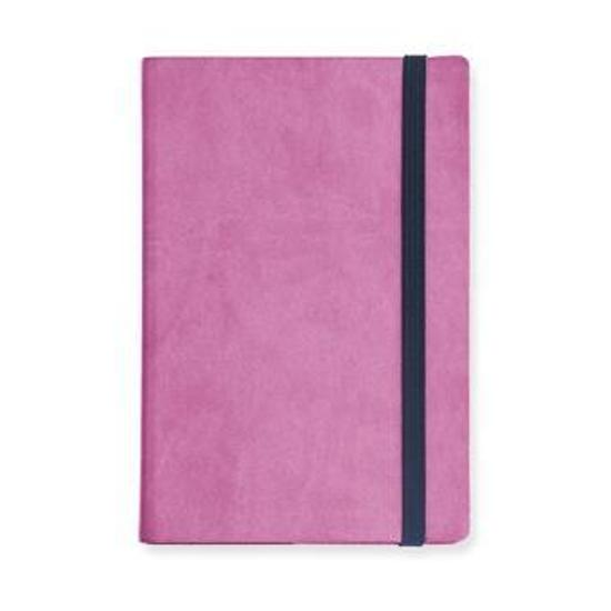 Notebook - Large - Magenta - Lined