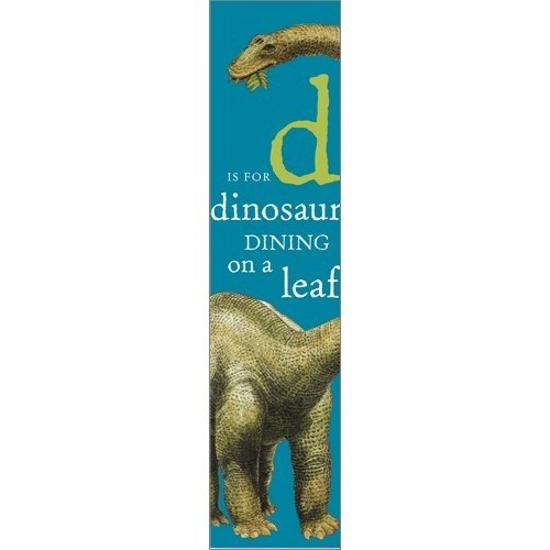 Bookmark-28023, Bugs and Beasts - Dinosaur