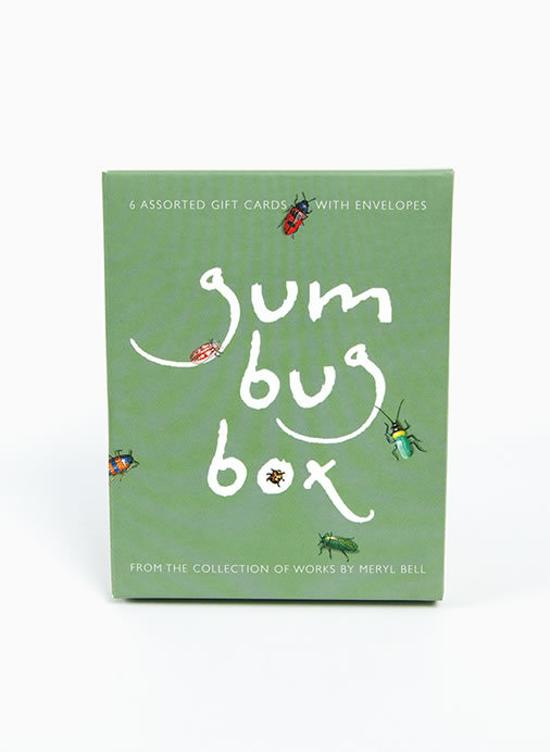 Gum Bug Box Cards