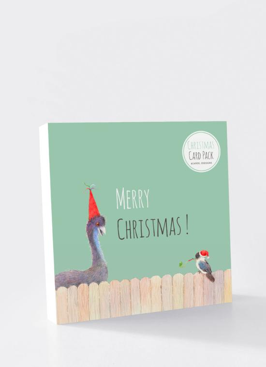 Christmas Card Pack 2 Kilmeny Niland