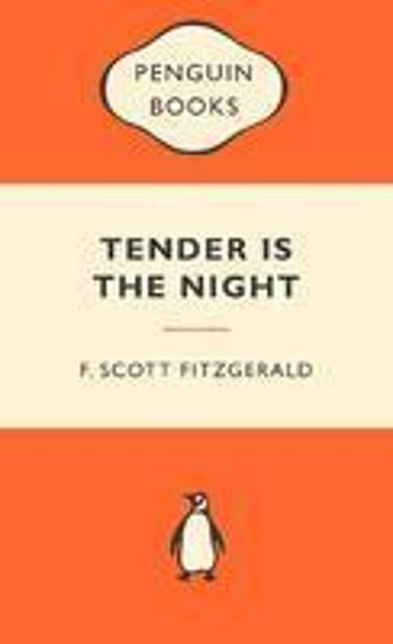 Tender Is The Night - Popular Penguin