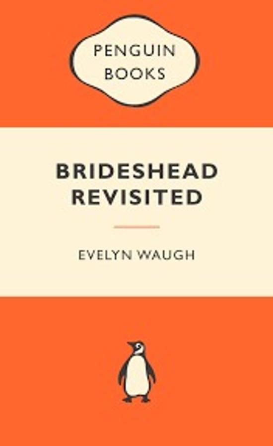 Brideshead Revisited - Popular Penguin