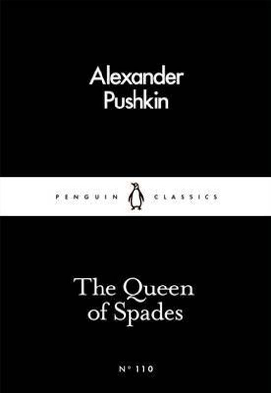Queen of Spades - Penguin Little Black Books