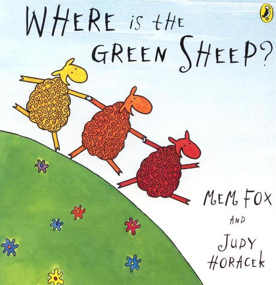 Where is the Green Sheep BB
