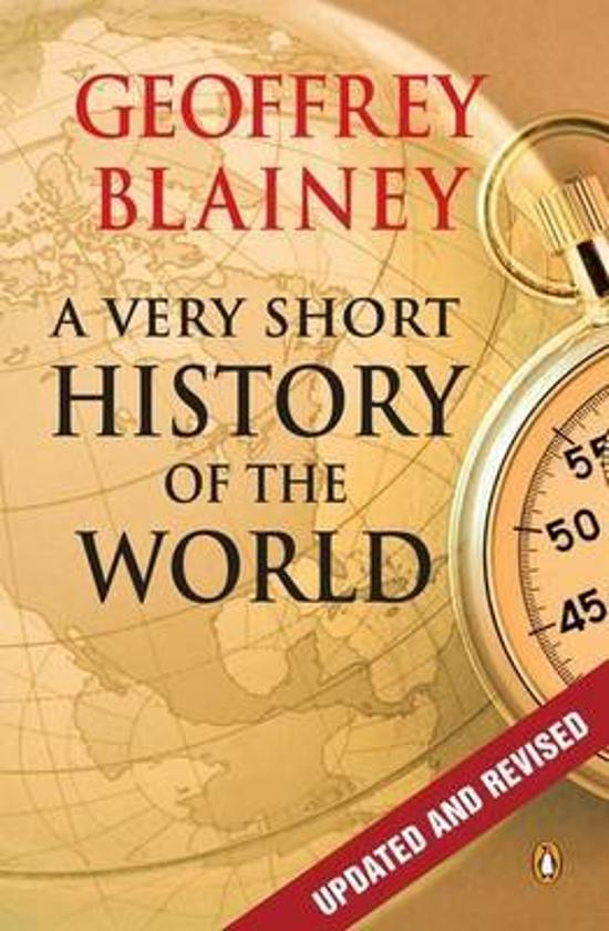 Very Short History of the World, A