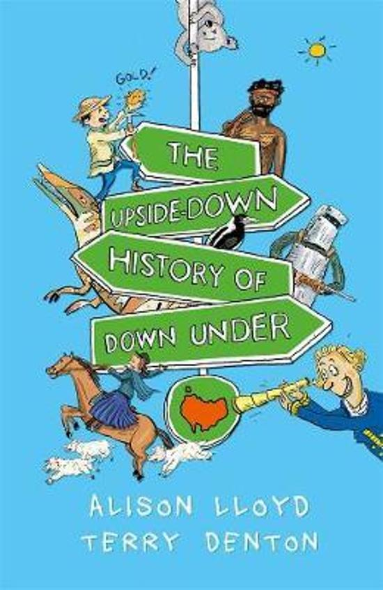 Upside-down History of Down Under