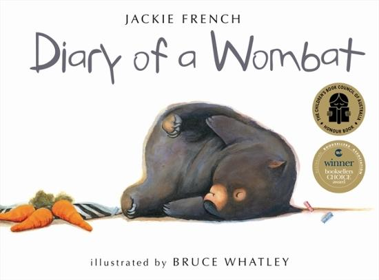 Diary of a Wombat - Paperback Edition
