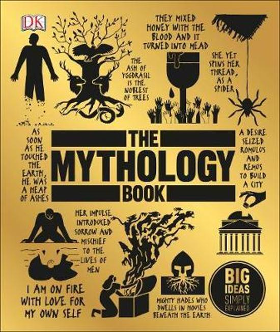 Mythology Book - Big Ideas Simply Explained