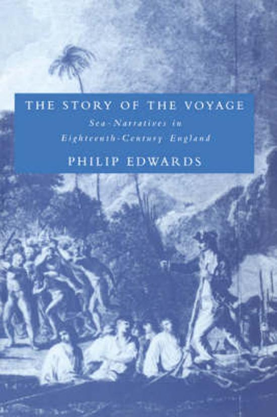 Story Of The Voyage; The:
