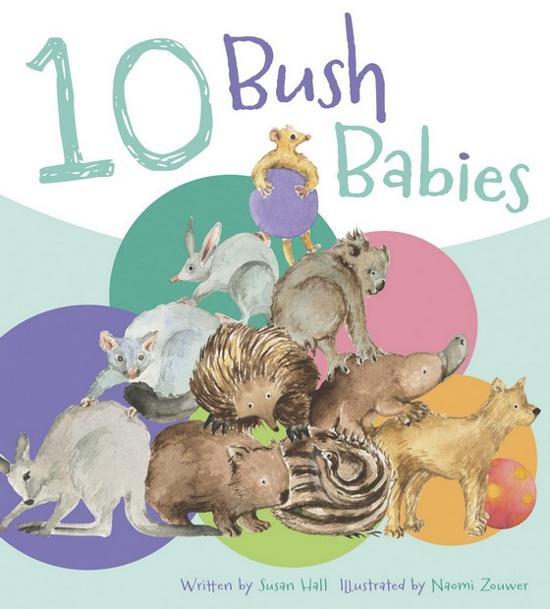 10 Bush Babies