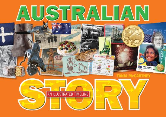 Australian Story: An Illustrated Timeline