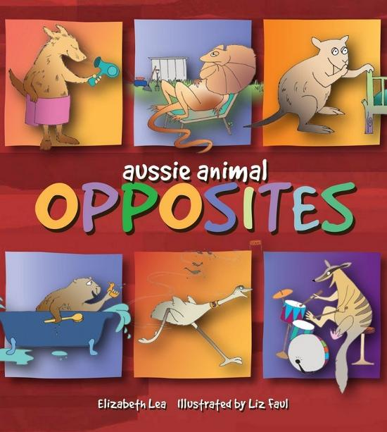 Aussie Animal Opposites
