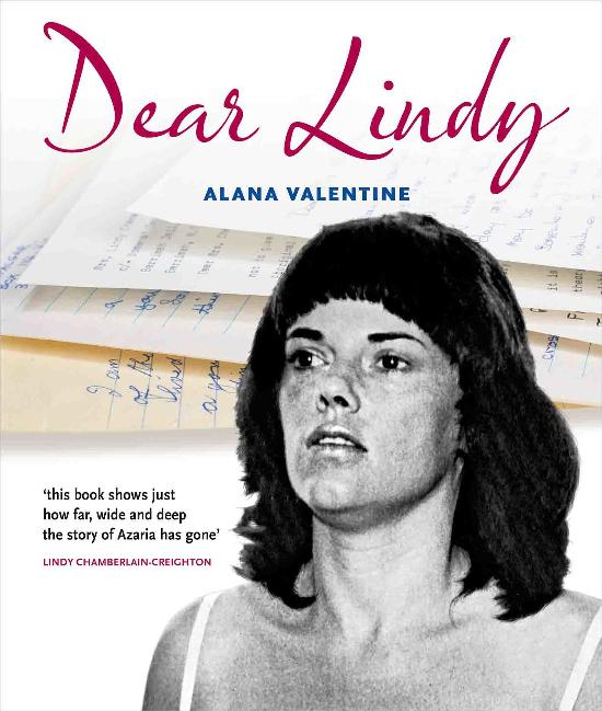 Dear Lindy: A Nation Responds to the Loss of Azaria