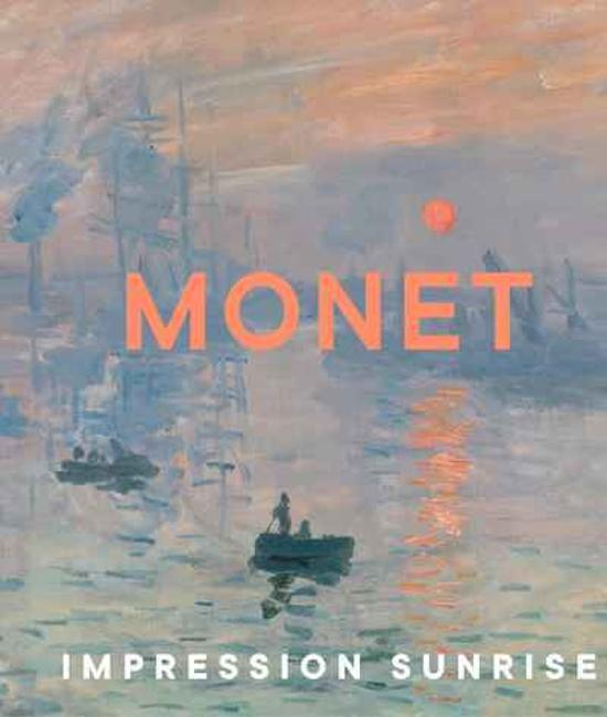 Monet - Impression Sunrise