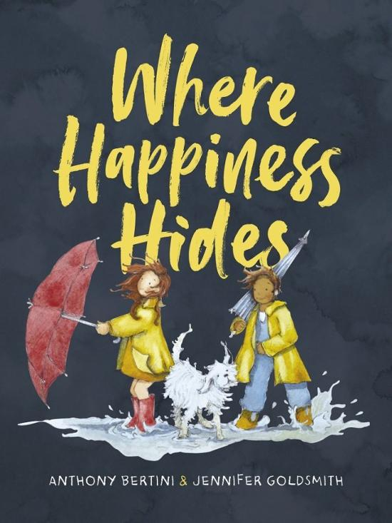 Where Happiness Hides