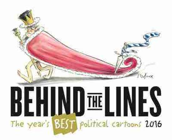 Behind the Lines: The Year's Best Political Cartoons 2016