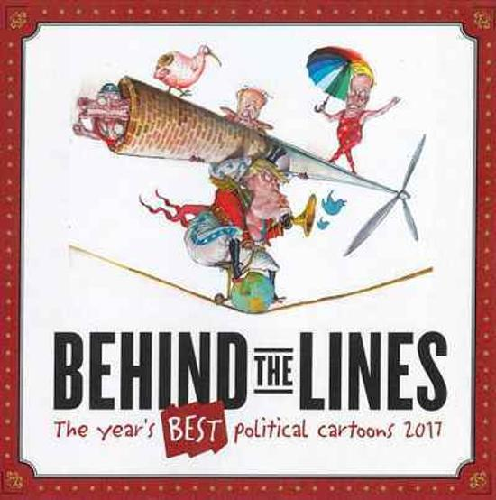 Behind the Lines: The Year's Best Political Cartoons 2017