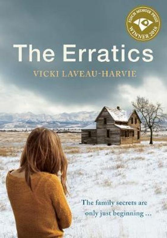 Erratics - Finch Memoir Prize Winner 2018