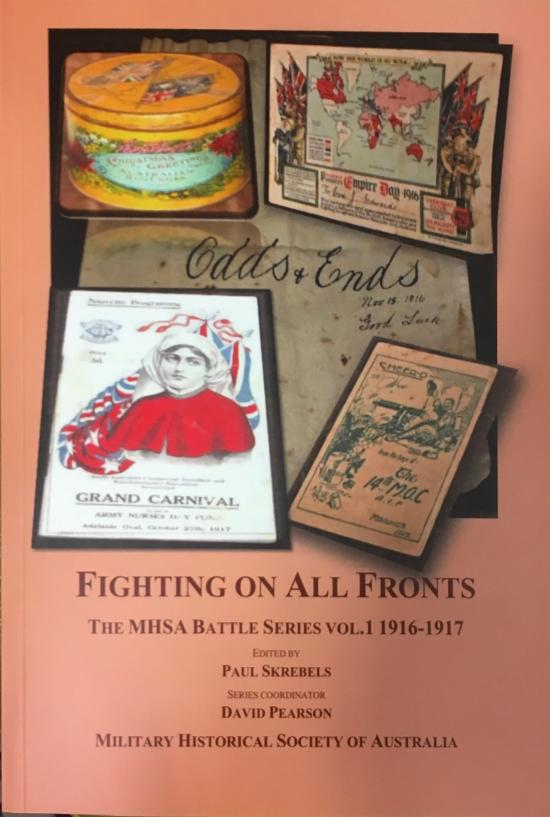Fighting on All Fronts - The MHSA Battle Series  Vol. 1 1916-1917