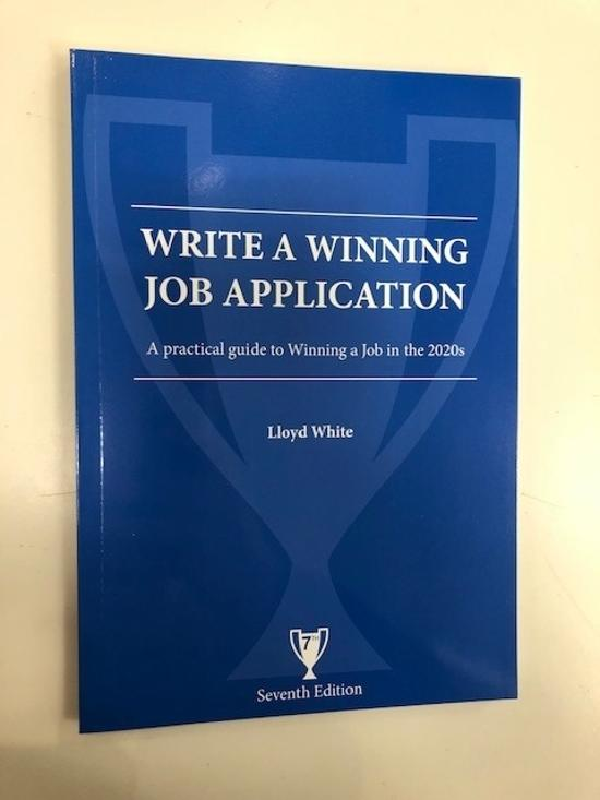 Write a Winning Job Application 7th Edition - a guide to responding to selection criteria
