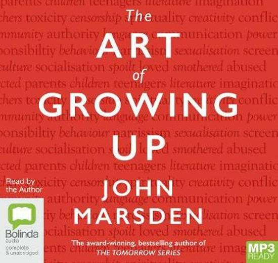 Art Of Growing Up (MP3 Audiobook)