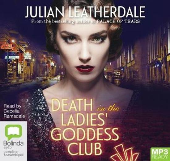 Death in the Ladies Goddess Club (MP3 Disc)