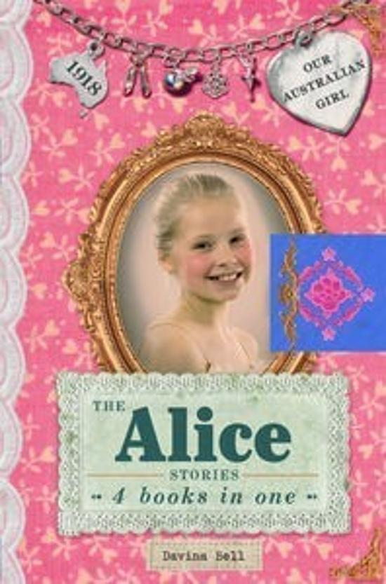 Alice Stories: Our Australian Girl
