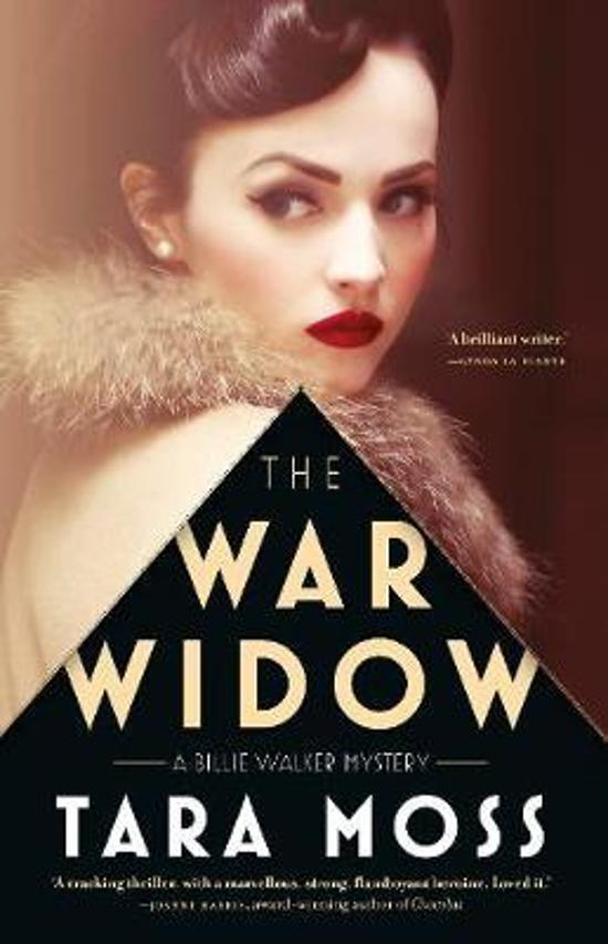 War Widow - A Billie Walker Mystery #1
