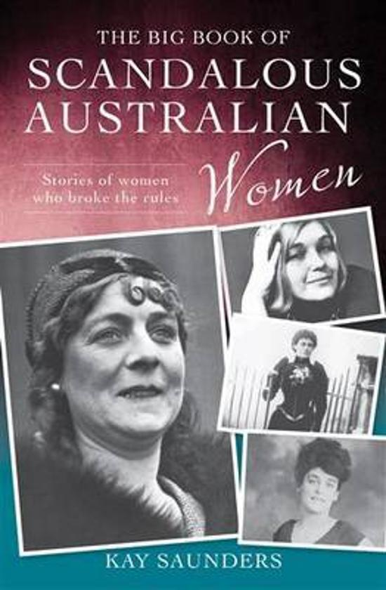Big Book of Scandalous Australian Women