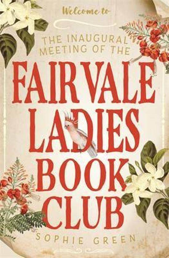 Inaugural Meeting of the Fairvale Ladies Book Club